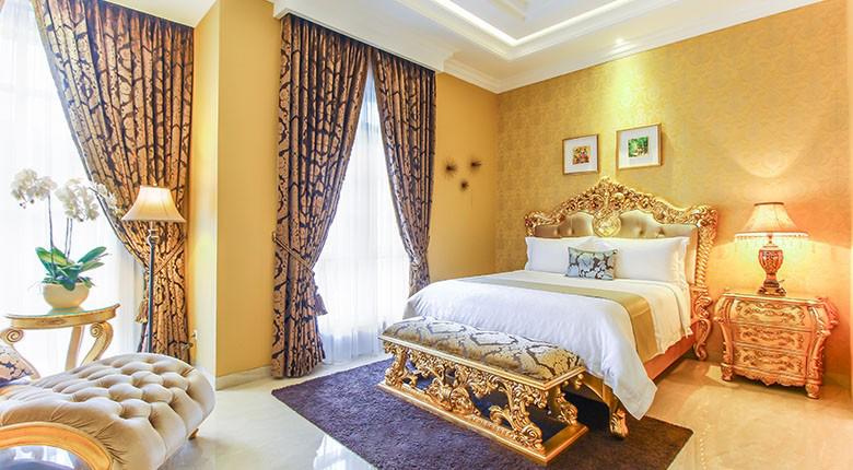 Bedroom Rumah Klasik (Malibu)